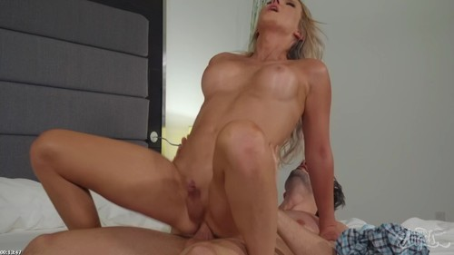 Kayleigh Coxx - One In The Butt Is Worth Two In The Bush (HD)
