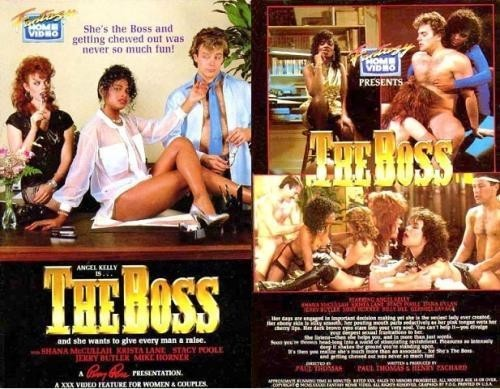 Angel Kelly, Dana Dylan, Krista Lane, Paula Winters, Shanna McCullough, Billy Dee, Hershel Savage, Jerry Butler, Jon Martin, Mike Horner - The Boss (SD)