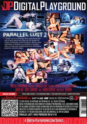 Abigail Mac, Megan Rain, Adria Rae, Xander Corvus, Ricky Johnson - Parallel Lust 2 (SD)