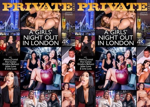 Ginebra Bellucci, Alexis Crystal, Jolee Love, Ava Koxxx, Lina Luxa - A Girls Night Out In London (HD)