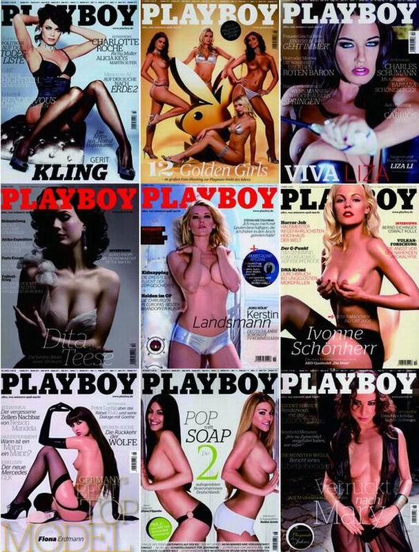 Playboy Germany (2008) PDF