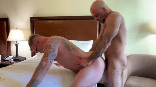 RawFuckClub - Adam Russo Fucks Tony's Big Beautiful Ass Part 1 Bareback