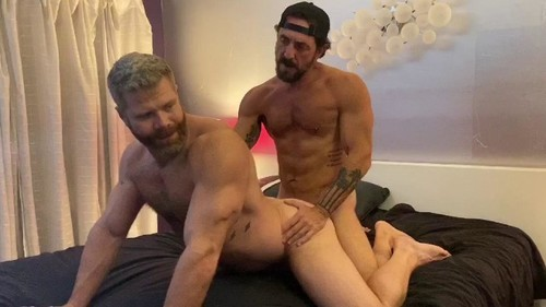 RawFuckClub - Daddy Go Round: Cain Marko, Jake Nicola, Vince Parker Bareback