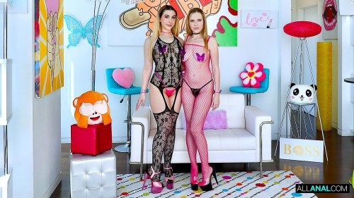"""Lexi Grey, Rebel Rhyder in """"Lexi And Rebel Are Sodomy Starlets"""" [SD]"""