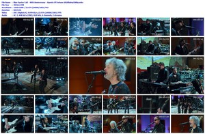 Blue Oyster Cult - 40th Anniversary - Agents Of Fortune: Live 2016 (2020) [BDRip 1080p]