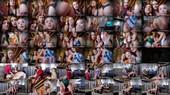 Edging Salon POV Dream Sequence - Ivory, Mariah, Kat Soles, Nika Venom, Goddess Platinum, Amber, Ava