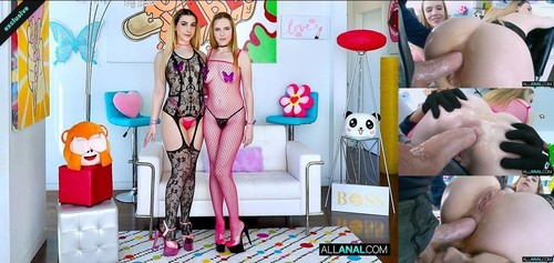 """Lexi Grey, Rebel Rhyder in """"Lexi And Rebel Are Sodomy Starlets"""" [HD]"""