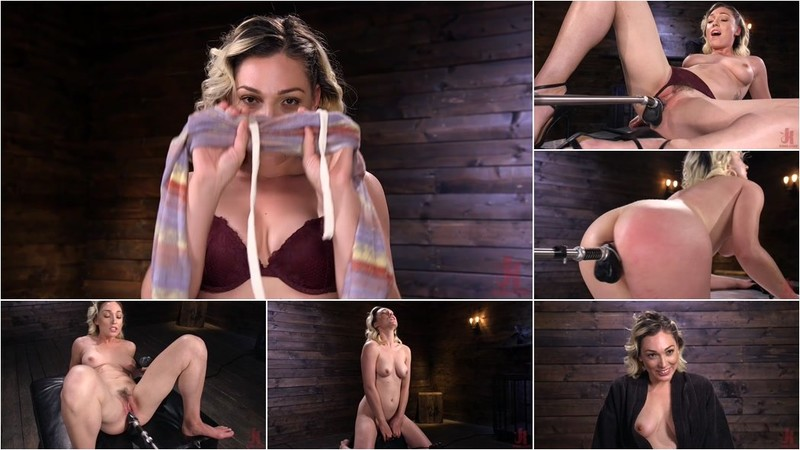 Lily LaBeau - Lily LaBeau is Power Fucked with the Machines [HD 720p]