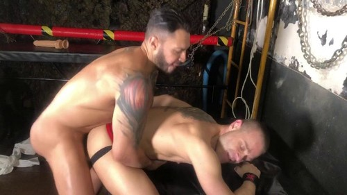 RawFuckClub - Viktor Rom: Fucking in the Berlin Dark Bareback