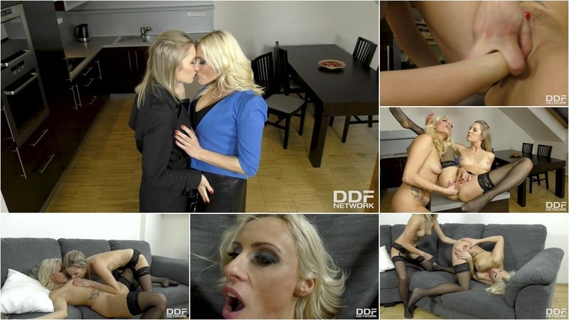Rose, Brittany Bardot - Lesbians With Anal Fixations [HD 720p]
