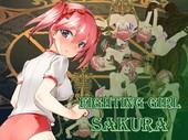 FIGHTING GIRL SAKURA Final by UMAI NEKO