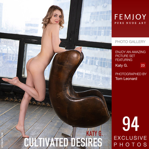 Katy G in Cultivated Desires (03-21-2020)