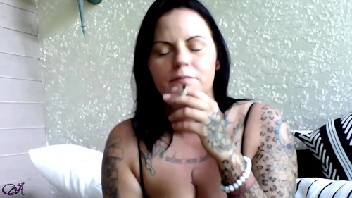 Aglaeagroup – Smoking With My Tits Out – M@nyv1dz