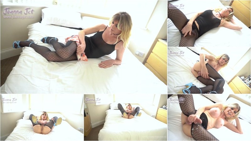 Joanna Jet - Me and You 418  Wrapped in Hose [HD 720p]