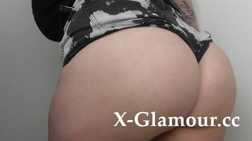 Sexy Tattooed Chick W Fat Ass In Gives Jerk Off Instructions Joi [FullHD]