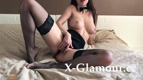 "Mini Diva in ""Horny Bunny Cums With Her Favorite Toy - Mini Diva"" [FullHD]"