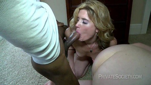 PrivateSociety 20 08 05 Two MILFs And A Black Man XXX 720p MP4-KTR
