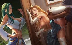 Porn Collection by Artist EuD