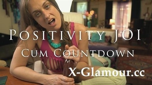 Positivity Joi Cum Countdown - Sexy Hippies [FullHD]