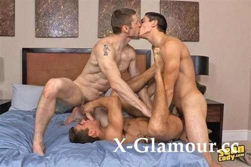 Amateurs - Sc-2704 Dennis, Calvin, Jordan Bareback - Pop-Up (FullHD)