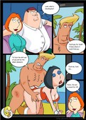 Drawn-sex - Family Guy - Role Playing ENG FRA