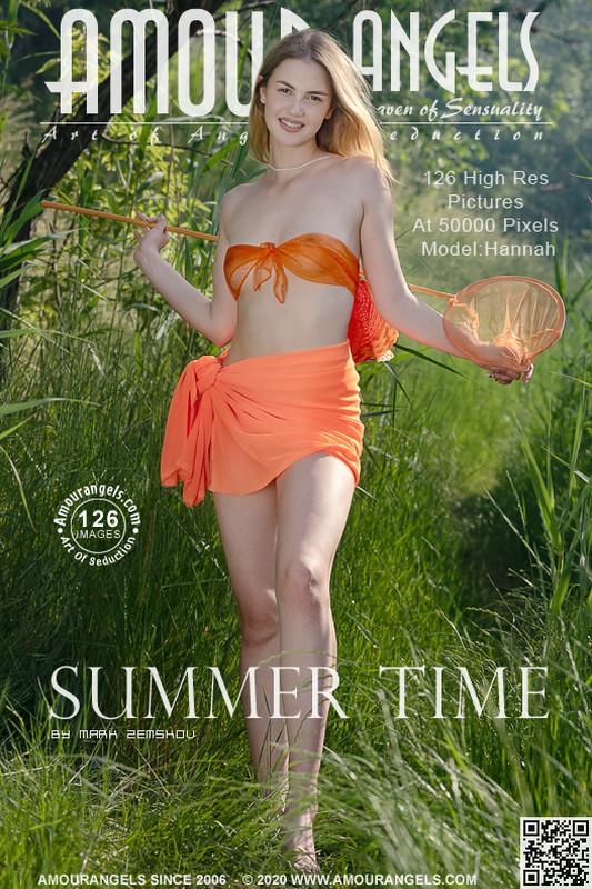 HANNAH - SUMMER TIME (2020-08-18)