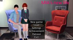 Mia's New Life v0.9 by Drakus