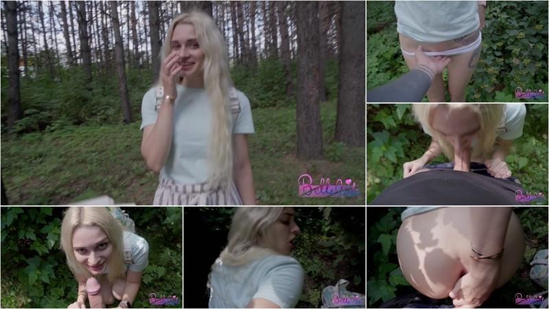 Belleniko - Pread her for Sex for Money and Cum in Panties [FullHD 1080P]