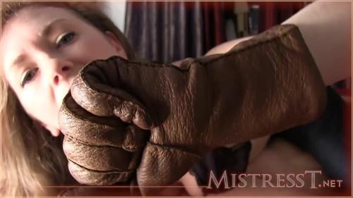 MistressT 12 04 04 Hand-Over-Mouth Glove Fetish XXX 720p MP4-WEIRD
