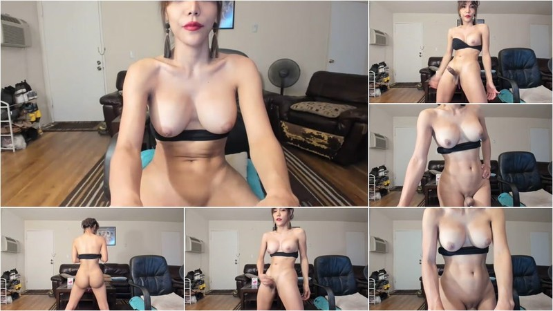 Trans Girl - Cam Show Various TGirls [HD 720p]