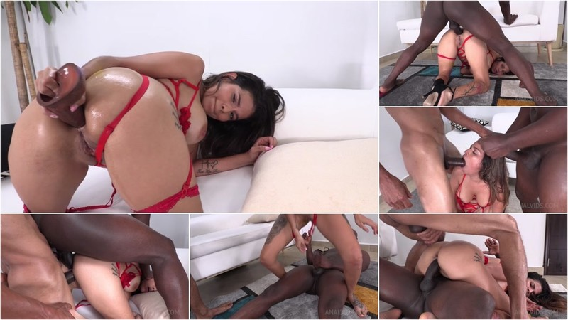 Mila Garcia double penetrated by 2 BBC NT029 [HD 720P]