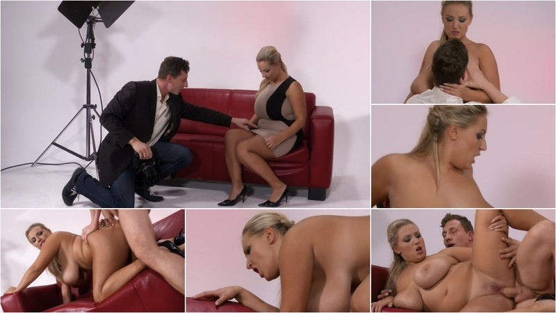 Petra Dubska, Krystal Swift - Busty Blonde Enjoys His Big Dick - Chubby Bombshells [FullHD 1080P]