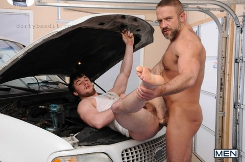 MEN - Stepfather's Secret Part 3: Dirk Caber & Scott Harbor