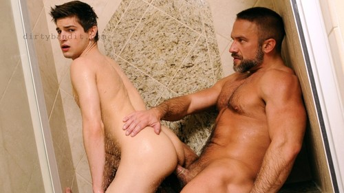 MEN - Stepfather's Secret Part 1: Dirk Caber & Johnny Rapid