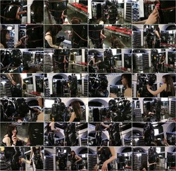 Lady Ashley-My Rubber Toy Part 1 [HD 720p] RubberEmpire [2020/526 MB]