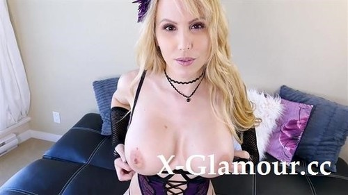 Busty Babe Teasing With Her Pussy [HD]