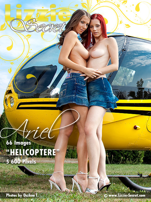 Lizzie, Ariel -Helicoptere (x66)