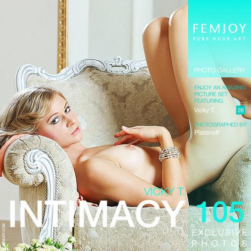 Vicky T - Intimacy (x105)