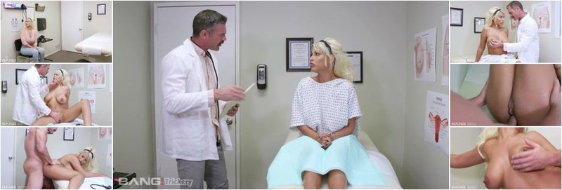 Bridgette B - Bridgette B Gets Tricked Into A Prescription Of Dick At The Doctor's Office (HD)