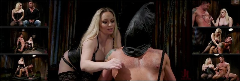 Aiden Starr, Dominic Pacifico - A Dom's Domme: Divine Bitch Aiden Starr dominates beefcake male top (HD)
