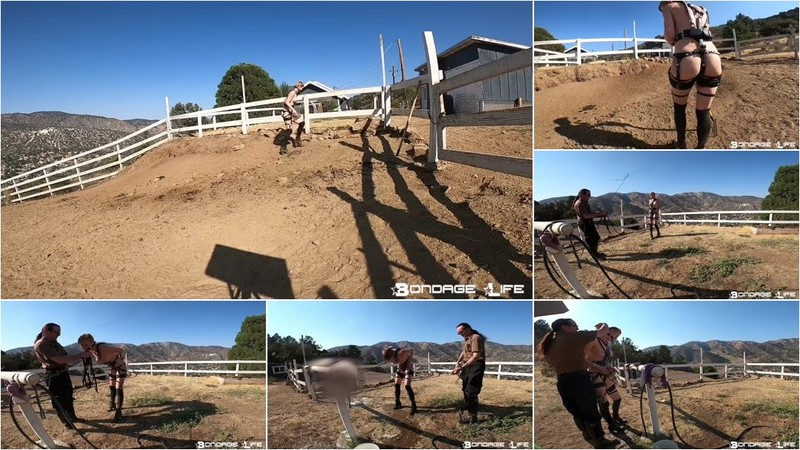Rachel Greyhound, Damon Pierce - Dust and Dirt [HD 720p]