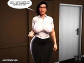 CrazyDad3d - The Shepherd's Wife 21 - Full comic