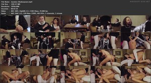 Jasmine Jae - Shakespeare and Cervantes, Anal or not Anal, 1080p