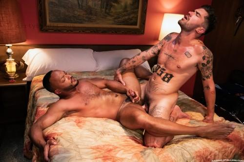 RagingStallion - No Tell Motel: Dillon Diaz, Chris Damned Bareback (Sep 11)