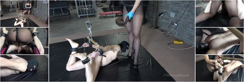Mistress Gaia - Ass Fucked and Buttplugged (FullHD)