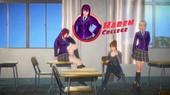 Chkm8 -  Harem College v0.03 Win/Mac/Apk