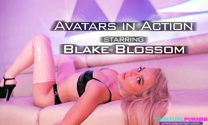 Avatars In Action Blake Blossom Oculus 5k