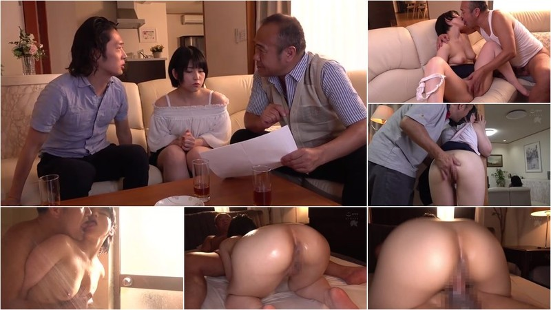 Kashiwagi Ami - My Girlfriend Is An Intellectual Beautiful Girl Who Dreams Of Becoming A Novelist And She's Been Getting Impregnated And Fucked By My Dad [HD 720p]