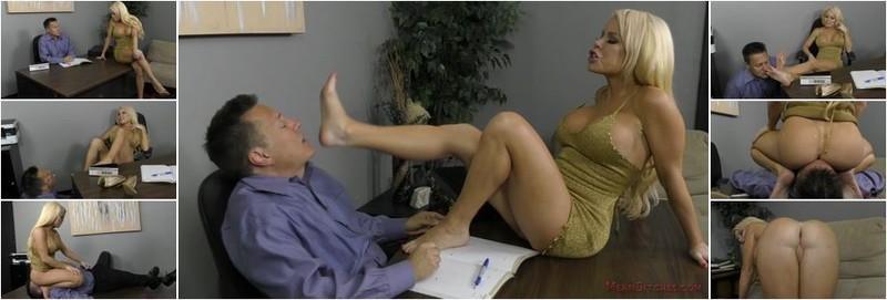 Nikki Delano - Ass Worship & Foot Worship (FullHD)