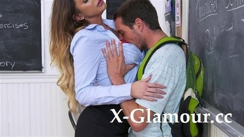 """Tyler Nixon, Brooklyn Chase in """"Full-Stacked Teacher Gets Grinded All Over"""" [FullHD]"""